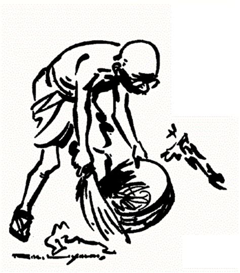 A great leader essay mahatma Gandhi